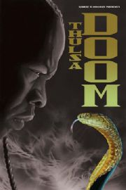 Thulsa Doom #3 Alex Ross Spot Variant Cover Dynamite Entertainment comic book